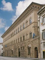 Michelozzo di Bartolommeo- Medici Palace