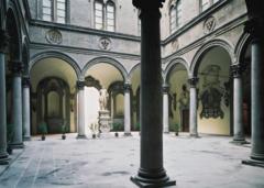 Michelozzo, Palazzo Medici-Ricardi interior
