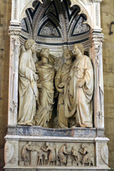 Nanni di Banco (1384-1421) Four Martyr Saints (1409-1406/7) Or St. Michele Florence