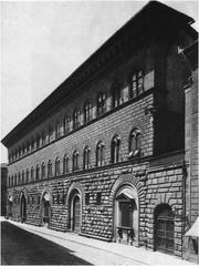 Palazzo Medici-Riccardi Michelozzo Region of Florence