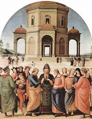 Pietro Perugino (1450-1523) Marriage of the Virgin 1499-1504