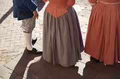 rhinegraves/petticoat breeches-17th Century