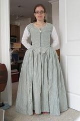 Robe Anglais-18th Century