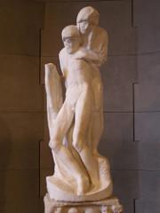 Rondanini Pieta by Michelangelo