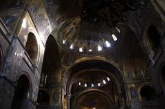 S. Marco interior, Venice