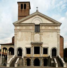 S. Sebastiano, Mantua (1460)