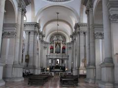 San Giorgio Maggiore Inside- Palladio, Venetian