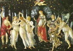 Sandro Botticelli (1445-1510) Primavera c.1482