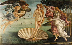 Sandro Botticelli Birth of Venus Tempera on Canvas Period: Renaissance
