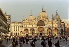 St. Mark's Basilica, Venice, rebuilt 1060