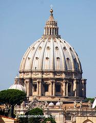 St. Peter's, Michelangelo.