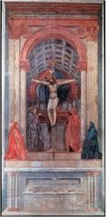 The Holy Trinity Masaccio Region of Florence
