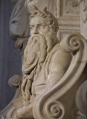 The tomb of Pope Julius II
