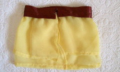 tiered skirt-cretan