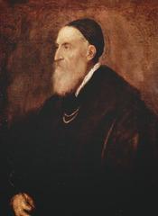 Titian, Self Portrait; 1567