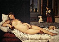 Titian, Venus of Urbino; 1538