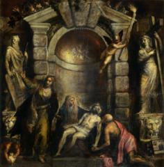 Titian Pieta 1576