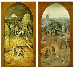 Triptych of St. Anthony Exterior