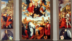 Wings of the Heller Altarpiece