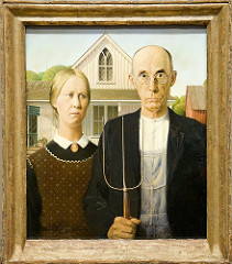 grant wood essay Moved permanently the document has moved here.
