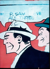 Warhol And Lichtenstein Essay Example For Students  Artscolumbia Andy Warhol Dick Tracy