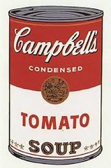 Campbell's Soup Can,  1961-2