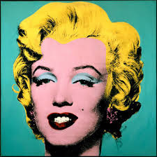 "Green Marilyn, 1962  silkscreen on synthetic polymer paint on  canvas, 50.</p> <p>8 x 40.6 cm (20 x 16 in.),<br /> NG Washington""></p></div> <div class="