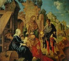 Uffizi Adoration
