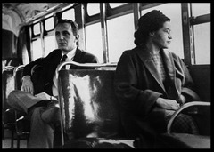What is Rosa Parks primarily known for?