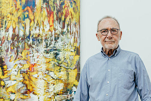 Gerhard Richter Example For Students - 595 words | Artscolumbia